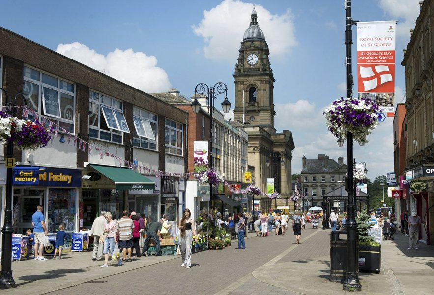 Morley Town Centre LS27