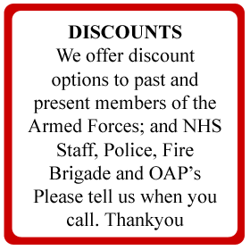 Leeds locksmith discounts.